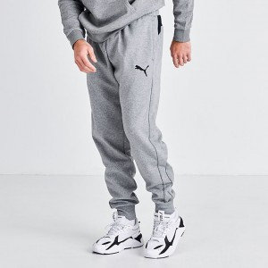 Men's Puma P48 Modern Sports Jogger Pants Grey Sales