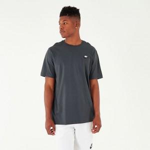 Men's Nike Sportswear Club T-Shirt Anthracite Sales