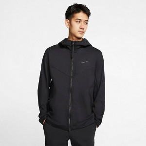 Men's Nike Sportswear Tech Pack Jacket Black/Black Sales