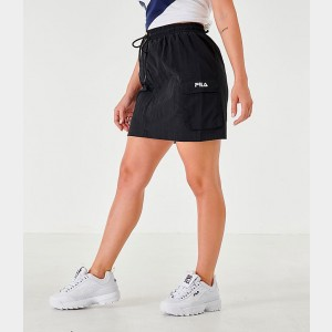 Women's Fila Belle Skirt Black Sales