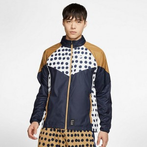 Men's Nike Windrunner A.I.R. Jacket Obsidian/Beachtree Sales