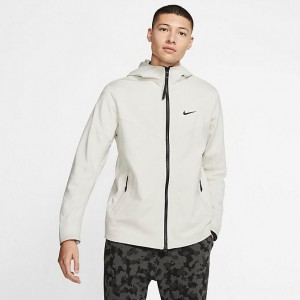 Men's Nike Sportswear Tech Pack Jacket Light Bone/Black Sales