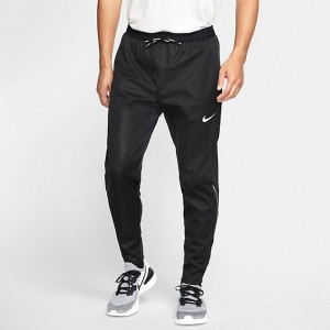Men's Nike Shield Phenom Elite Training Pants Black Sales