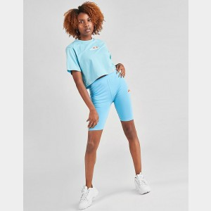 Women's Ellesse Tour Bike Shorts Blue Sales