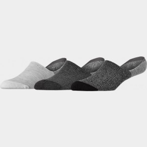 Men's Finish Line 3-Pack Footie Socks Sales