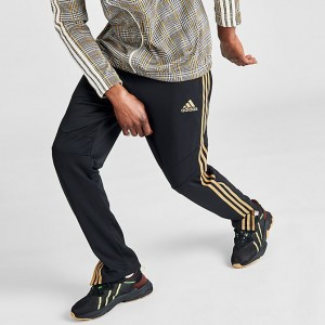Men's adidas Tiro 19 Training Pants Black/Reflective Gold Sales