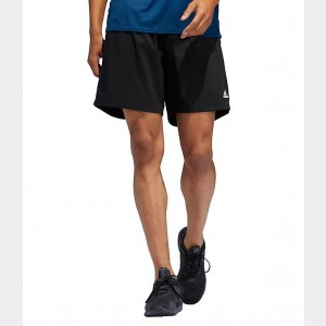 Men's adidas Own The Run Shorts Black Sales
