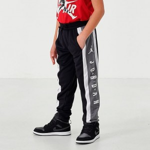 Little Kids' Air Jordan Modern Tricot Pants Black Sales