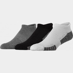 Men's Finish Line Performance 3-Pack No-Show Tab Socks Sales
