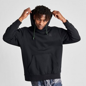 Men's adidas Originals Winterized Hoodie Black Sales