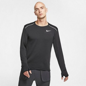 Men's Nike Sphere Element 3.0 Long-Sleeve Training Top Black Sales
