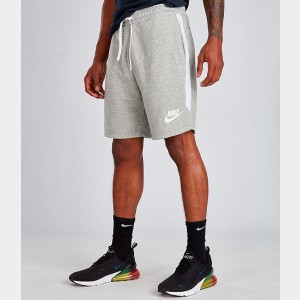 Men's Nike Sportswear Hybrid Shorts Dark Grey Sales