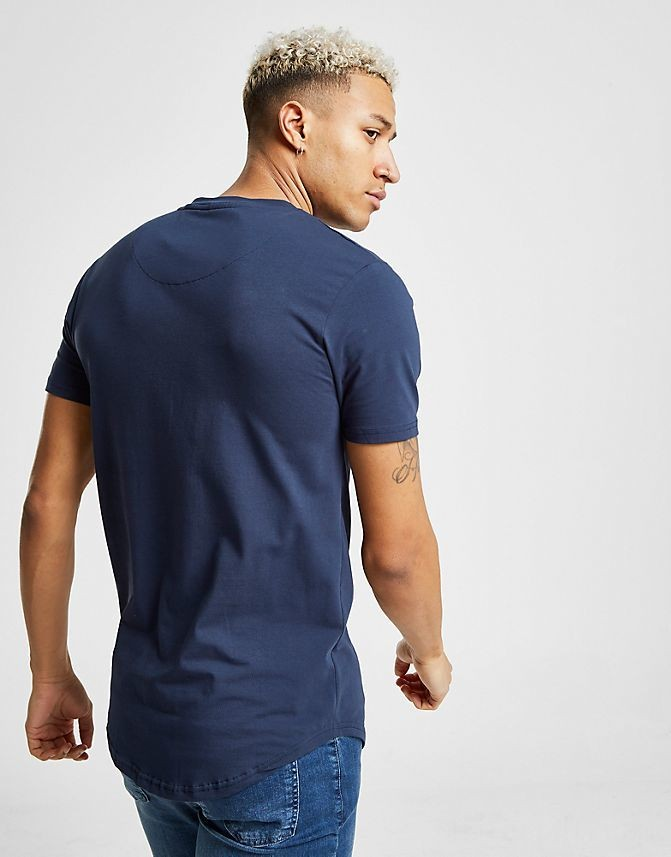 Men's STATUS Taylor Core T-Shirt Dark Blue Sales