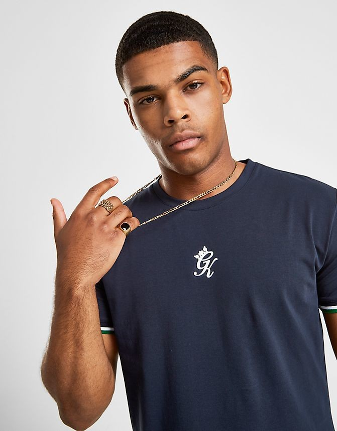 Men's Gym King Vegas T-Shirt Navy Sales