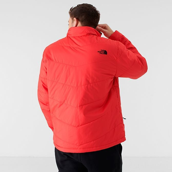 Men's The North Face Junction Insulated Jacket TNF Red Sales