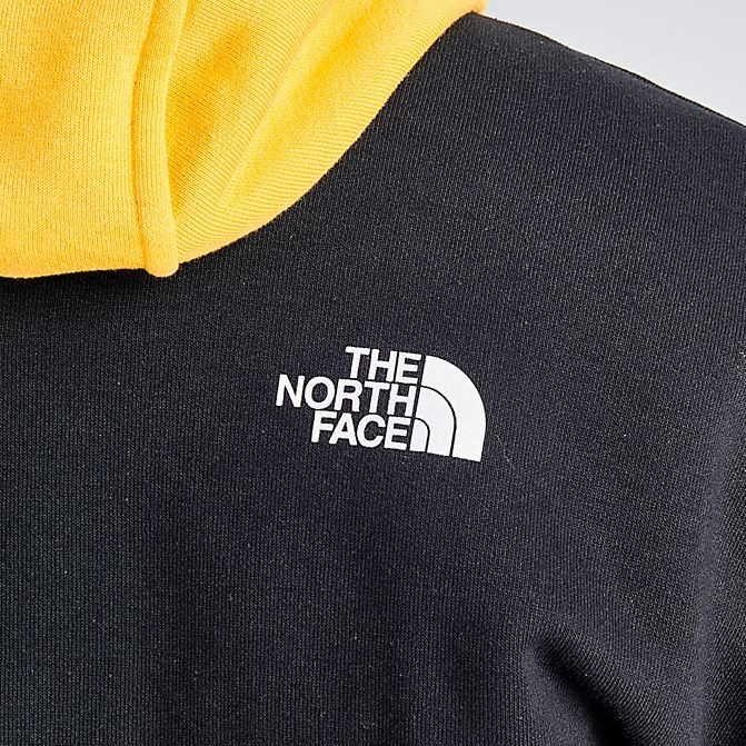 Men's The North Face Graphic Collection Full-Zip Hoodie TNF Yellow/Black Sales
