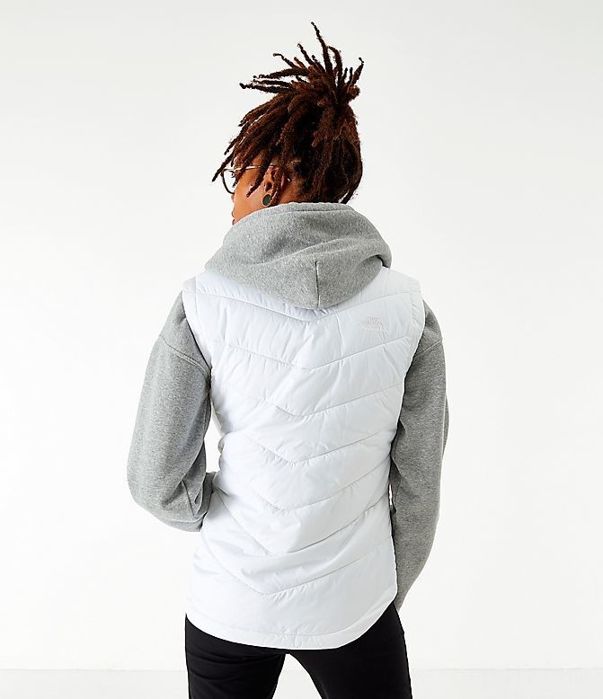 Women's The North Face Tamburello Vest White Sales