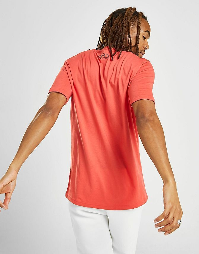 Men's Under Armour Fast Left Chest T-Shirt Red Sales