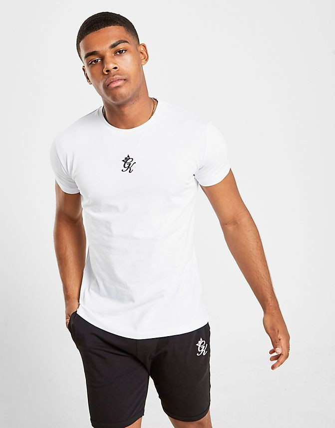 Men's Gym King Origin T-Shirt White Sales