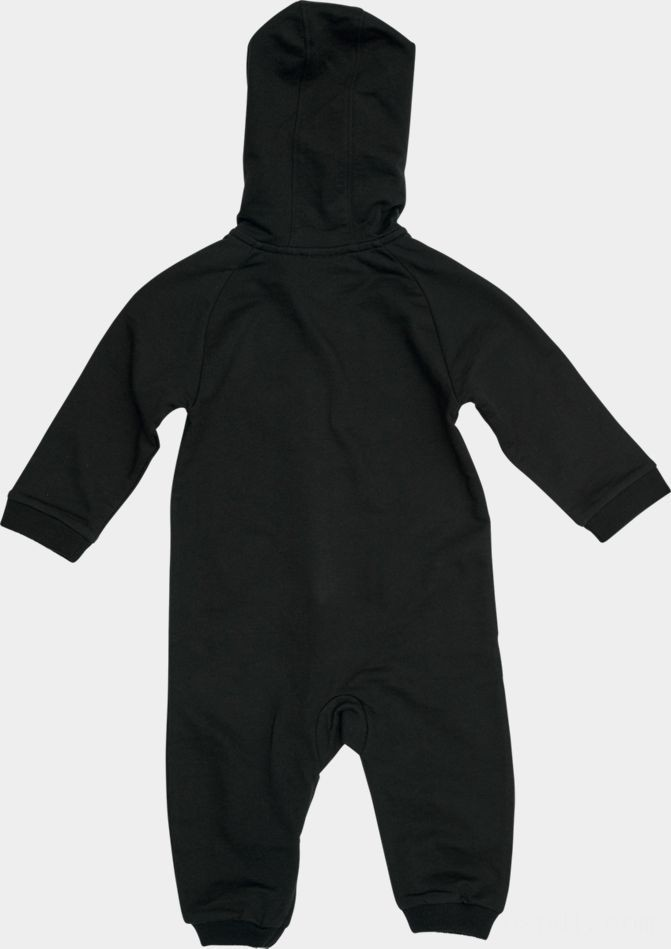 Boys' Infant adidas Badge of Sport Coverall Onesie Black Sales