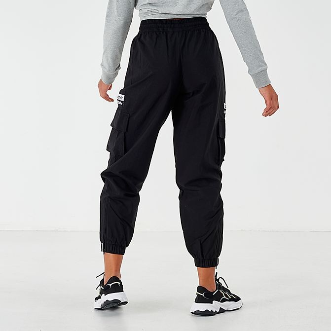 Women's adidas Originals Cargo Pants Black Sales