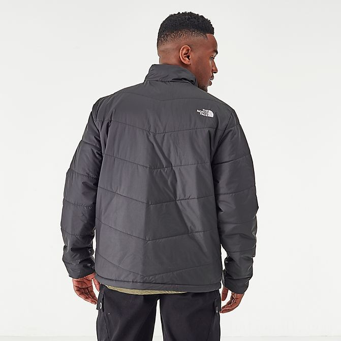 Men's The North Face Junction Insulated Jacket TNF Black Sales