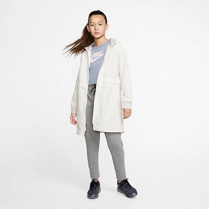 Girls' Nike Sportswear Fleece Par Sail/Desert Sand/Sail Sales