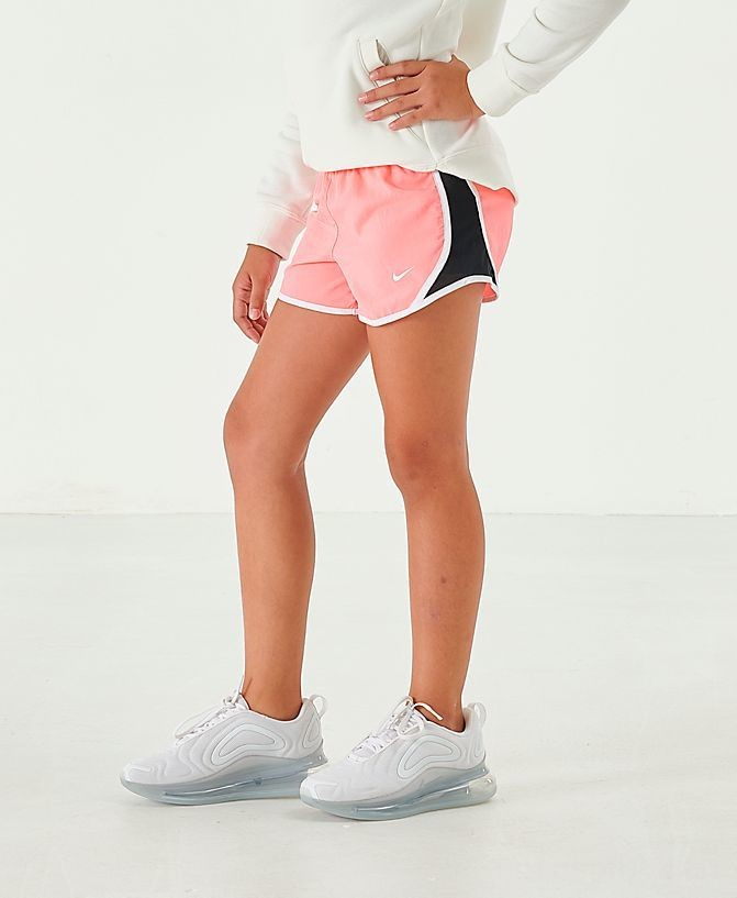 Girls' Nike Dry Tempo Running Shorts Pink Gaze/Black/White Sales